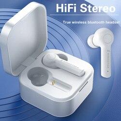 KINGSTAR TWS Bluetooth ecouteurs sans fil casque intra-auriculaire sport casques HiFi stéréo écouteurs avec Microphone appel HD