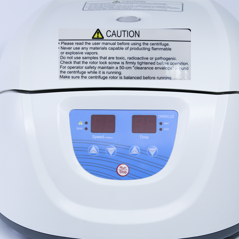 Closeout DealsClinical Centrifuge Prp Slow Speed 300-4500rpm For 15ml*8 10ml*12 Tube