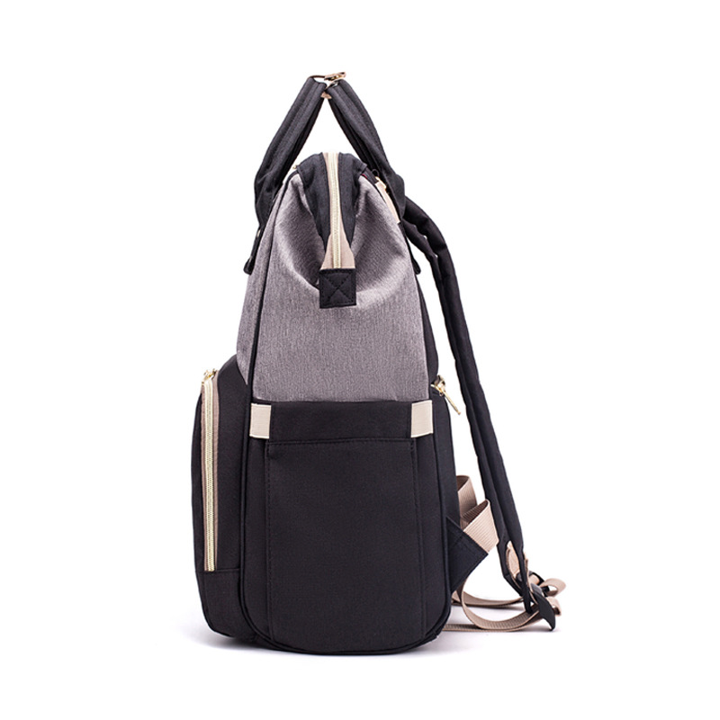 USB Diaper Bag Multi-functional Large Capacity Backpack Mom Fashion Fashion Korean-style Handbag MOTHER'S Bag