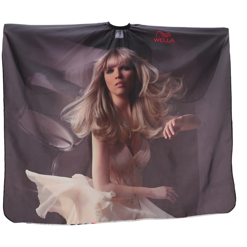 140*160cm New Waterproof Hairdressing Barber Cloth Hairdresser Apron Hair Cutting Gown Kids&Adult Cape Pro Salon Styling Tool
