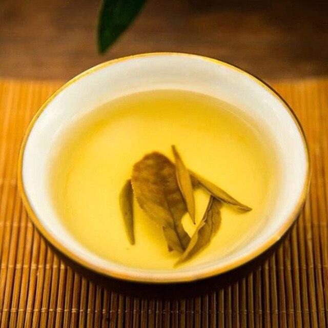 2019 Zhongcha Weiß Kuchen 5920 Bai Mu Dan Chinesische Seide Straße Tee 357g
