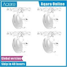 Globale version Aqara Wasser Eintauchen Sensor Flut Wasser Leck Detektor Alarm Sicherheit Einweichen Sensor Für Xiaomi Mijia Mi hause