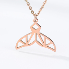 Creative Hand Gesture Necklace Love Women Pendant Jewelry Peace Crossing Sign Language Accessories