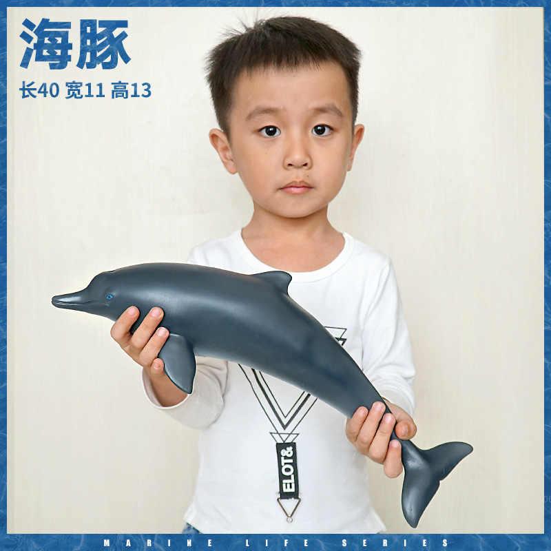 Água grande oceano sealife animais modelo bule baleias tubarão a baleia esperma tartaruga unicórnio baleias crianças macia gelatina aprendizagem brinquedo crianças