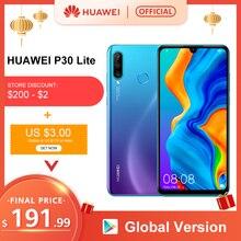 Global version Huawei P30 Lite 4GB 128GB 6.15 Smartphone Global Version inch Kir
