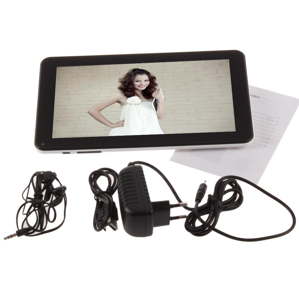 Hot Fashion White I92 Tablet PC 8GB