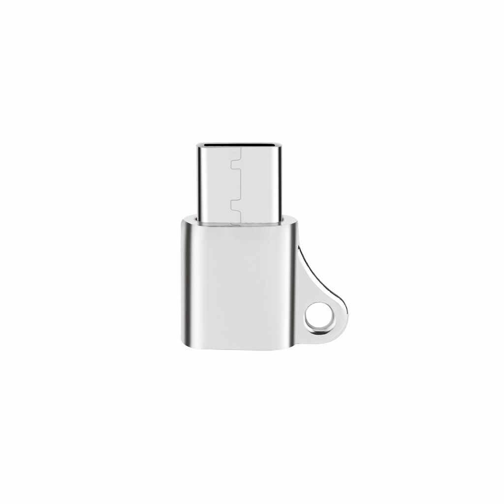 Beste verkauf 2019 produkte Typ-C Zu USB 3,0 Daten Mini Tragbare Lade Adapter Konverter Adapter tragbare geräte dropshipping