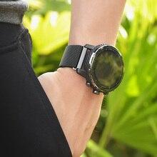 Watch Strap For Polar Ignite Vantage M/Suunto 3 Fitness 20mm 22mm Band Metal