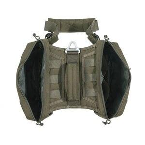 Image 5 - EXCELLENT ELITE SPANKER Dog Pack Hiking Backpack Dog Saddle Bag  for Camping Medium & Large Dog with 2 Capacious Sides Pock
