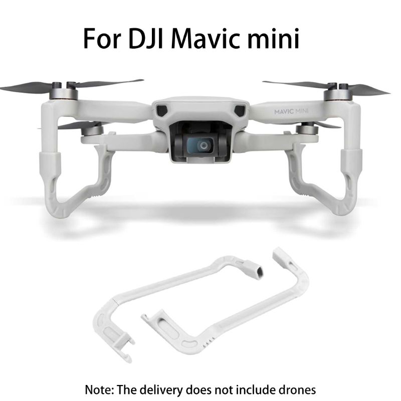 1Set Landing Gear Kits Safety Height Extender For DJI Mavic Mini Drone Accessories