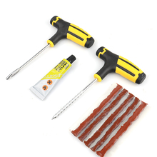 Studding-Tool-Set Bike-Accessories Bike-Tool Puncture-Plug Tire-Repair-Kit Bicycle-Tire