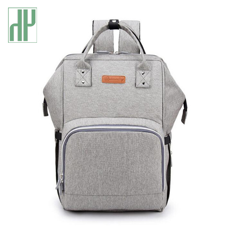 Diaper Bags Mummy Maternity Nappy Changing Bag Large Baby Travel Backpack Nursing Bag Drop Shipping Stroller Backpack For Mom