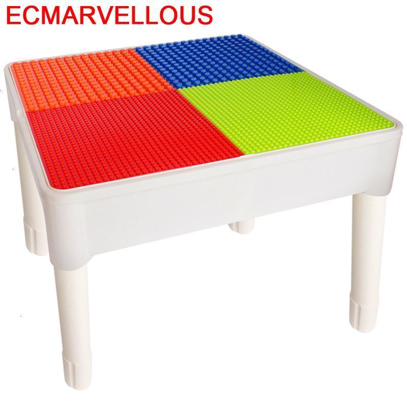 Kindertisch Escritorio Stolik Dla Dzieci De Plastico Game Kindergarten Mesa Infantil For Kids Study Bureau Enfant Children Table|Children Tables| |  - title=