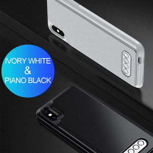 Image 5 - 3 in 1 Bluetooth Speaker Phone Case V4.2 Power Bank Phone Case TPU Hard Shell Cover For iPhone 6/6S 7 8 Plus X/XS Max XR
