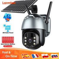 Telecamera IP solare 4G WiFi 1080P telecamera di videosorveglianza CCTV telecamera di sicurezza per batteria PTZ esterna visione notturna a colori impermeabile