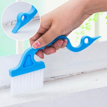 Nowo ręczne narzędzia czyszczące szczotki do czyszczenia okien szczotki do czyszczenia okien szczotki do czyszczenia okien do klimatyzacji okiennej tanie i dobre opinie Other Ręcznie Okno Z tworzywa sztucznego Ekologiczne