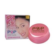 Hot wholesale POP Popular Facial Cream whitening cream pearl Concealer 20g/pcs skin care
