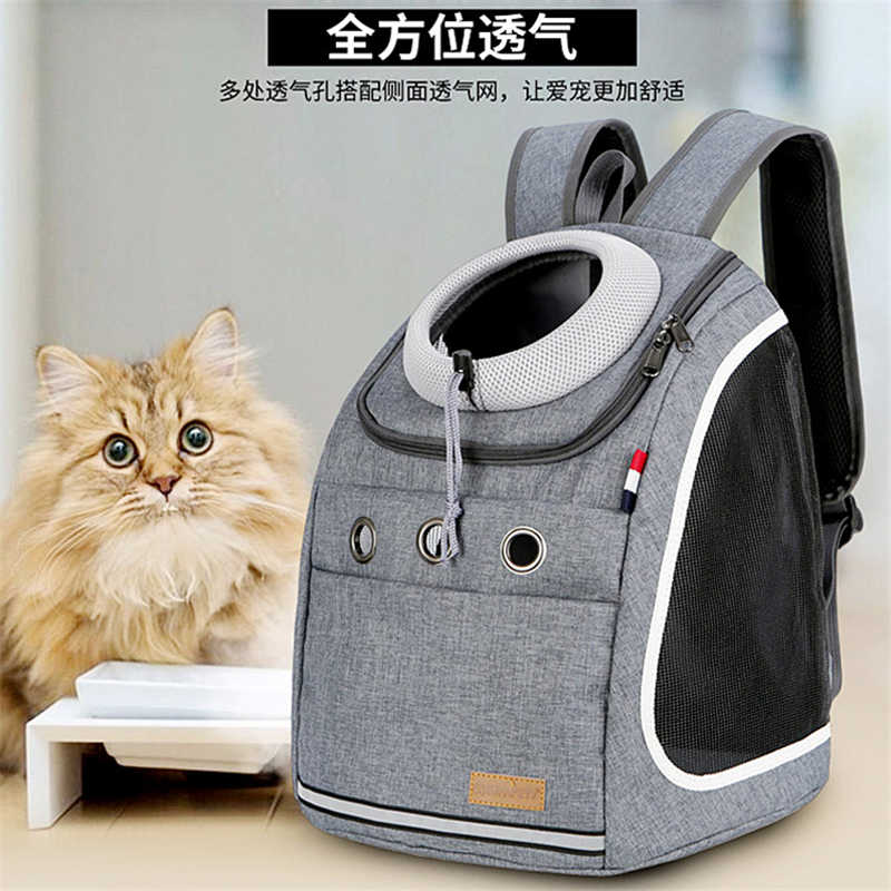 New Carrying case hand bag dog airplane box pet suitcase shoulder Bag Outdoor-Bags Pet-Cat-Carrier Puppy Pets Travel Carrying