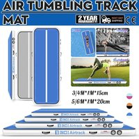 7 Days Delivery Inflatable Air track Carpet Tumbling Mat Gymnastics Airtrack for Home Pvc Rugs Floor Mat Carpet for Living Room