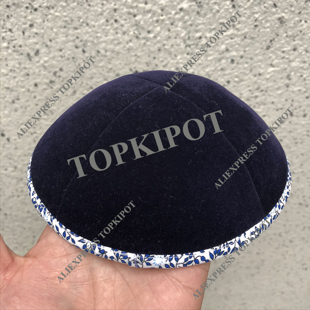 personalized kippa yarmulkes wedding kippot bar mitzva kippot skull caps
