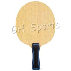 Image 4 - YASAKA Originale Alnade ALC (Jingkun LIANG, Made in Japan) arylate Carbonio Lama di Tennis Da Tavolo Racchetta Ping Pong Paddle Bat