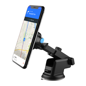 Image 4 - Windshield Gravity Sucker Car Phone Holder For iPhone 7 8 X XS MAX Holder For Phone In Car Mobile Support Smartphone  Stand