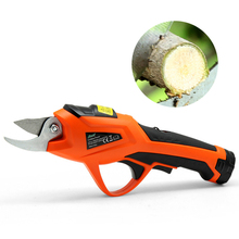 Power Pruning Scissors 3.6V Li-ion Battery Cordless Secateur Branch Cutter Electric Fruit Tool Shear To Ol
