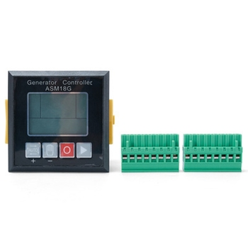 Generator Controller Genset Parts ASM18G Automatic Start Power Alternator Electronic Monitor Board Pannel Control Module