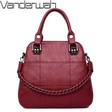Luxury Handbags Soft Leather Women Bags Designer Shoulder Crossbody Bag