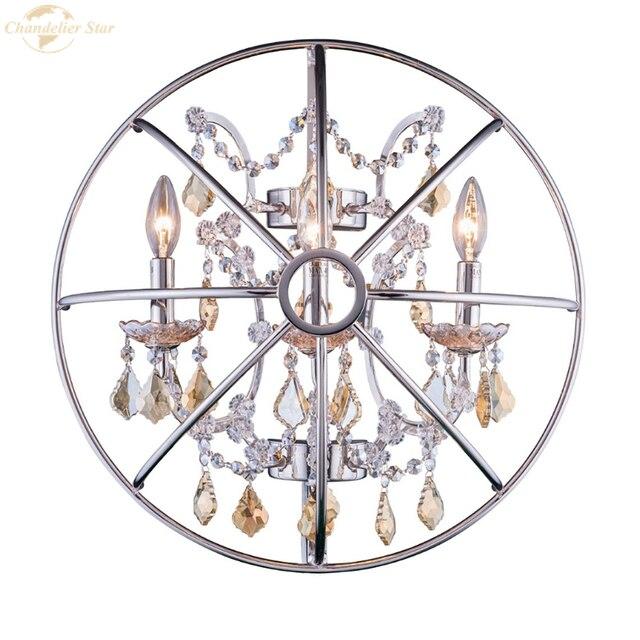 традиционные светодиодные люстры металлические светильники с фотография