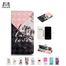 CHNCASE Magnetic Leather Flip Phone Case For iPhone X XSMAX XR 5 5s SE 6 6s 7 8 Plus 11 Pro Cases PU Wallet Cover Bag
