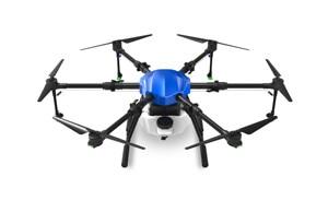 Image 4 - Eft nova atualização e610s 10l agrícola spray drone quadro seis eixo à prova dsix água dobrável drone quadro com x6 sistema de energia uav