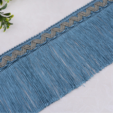 Curtain streamer lace 10cm, fringe, curtain head, lace table, decorative lace, fringe accessories fringe decoration lace contrast chiffon top