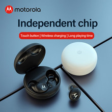 Motorola VerveBuds 250 cuffie wireless auricolari Bluetooth V5.0 auricolari Wireless HD Stereo Tws auricolare Sport cuffie da gioco