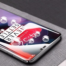 Hydrogel Film Front for Oneplus 6t phone For OnePLus 6 6T 7 7Pro 5 5T Screen Protector 7Soft Full Cover