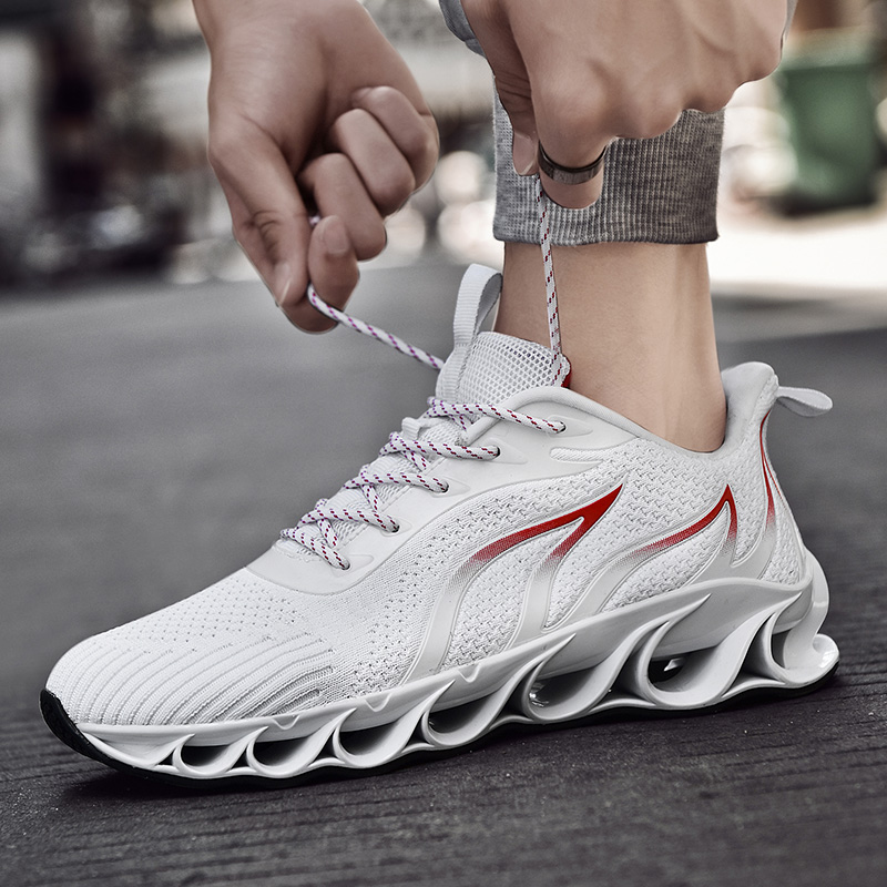 2020 Fashion air mesh breathable Male Running shoes for men Adult men Shoes gym Walking Shoes Comfortable Sneakers walk