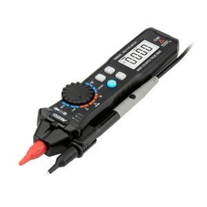 Image 3 - MESTEK cyfrowy multimetr 6000 zlicza kieszeń w stylu pióra Auto zakres/inteligentny multimetr wykrywanie NCV multimetr napięcia DC/AC