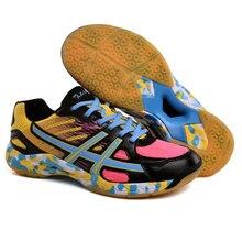 Мужская обувь для волейбола, профессиональная обувь для тренировок, удобные уличные женские кроссовки для волейбола, обувь для тенниса, размер 35-45