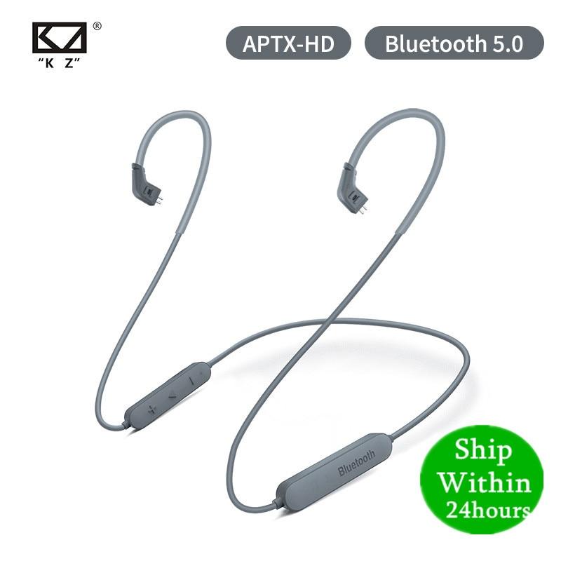 KZ Aptx HD CSR8675 Bluetooth5.0 Беспроводной модуль наушники Обновление кабель применяется оригинальные наушники AS10 Знч ES4 ZSN Pro ZS10 Pro