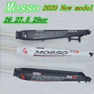 2020 New Mosso MTB Bike Fork M5 26 27.5 29er Aluminum Road Bicycle fork suspension front forks hot selling