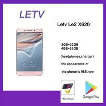 Letv – téléphone portable LeEco Le 2 X620 S3 4G LTE, écran de 98% x 1920, caméra de 16 mp, capteur d'empreintes digitales, PK X620, 3 go + 32 go, 4 go + 32 go, nouveau, 1080