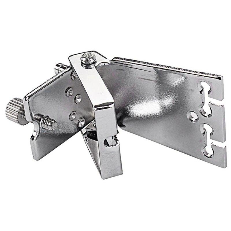 5 Strings Bridge Plate Banjo Tailpiece Plate For Guitar Maker Repair Replacement Parts