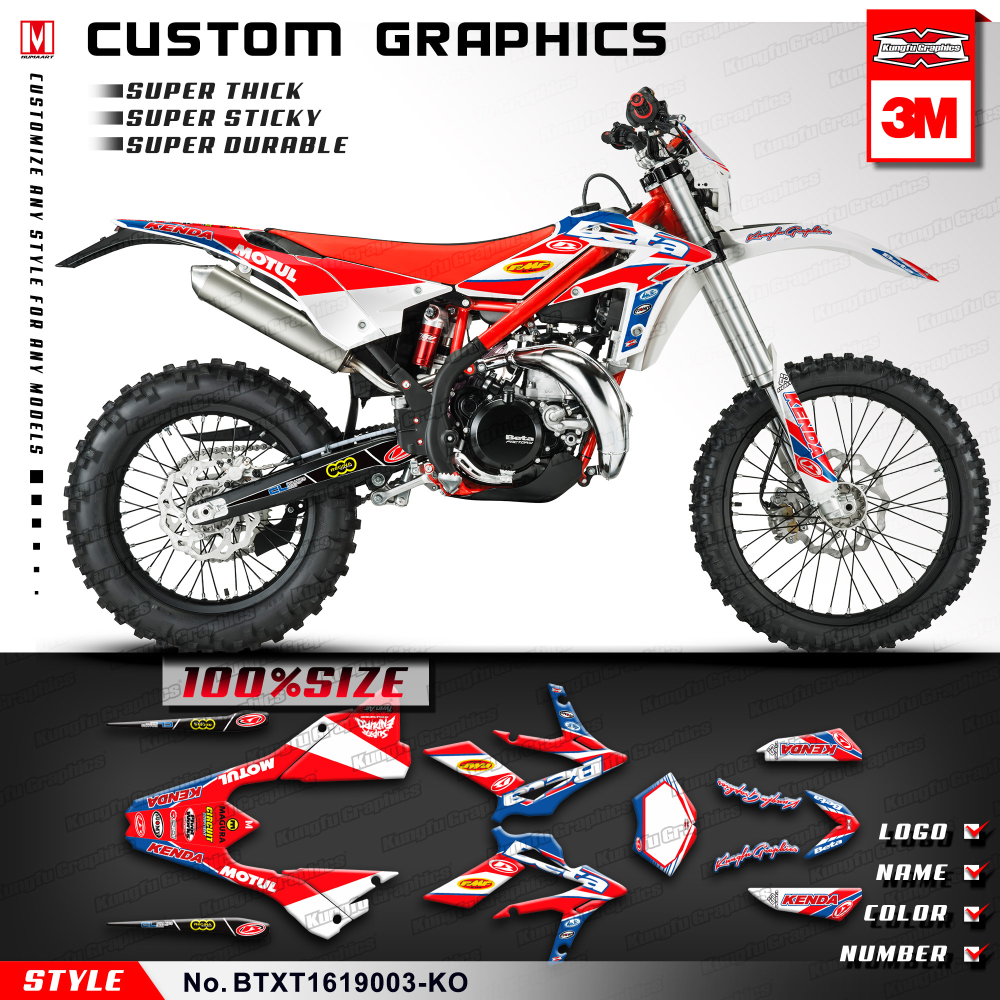 Beta Decals Stickers Motorcycle Vinyl Graphics Kit Autocollant Aufkleber Adesivi