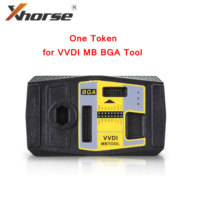 Xhorse One Token for VVDI MB BGA Tool Password Calculation