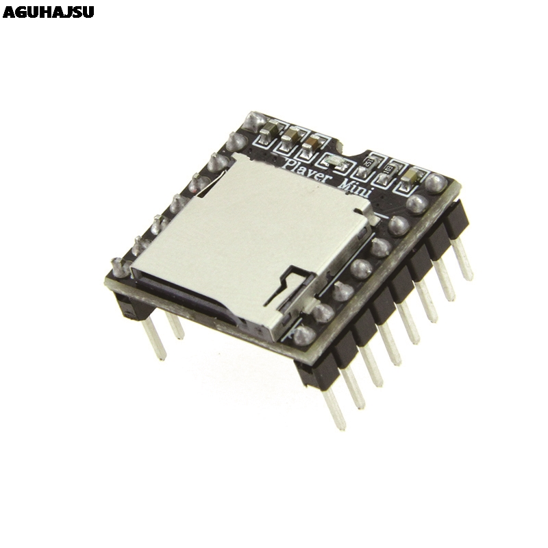 Mini MP3 Player Module TF Card U Disk Mini MP3 Player Audio Voice Module Board For Arduino DF Play Wholesale