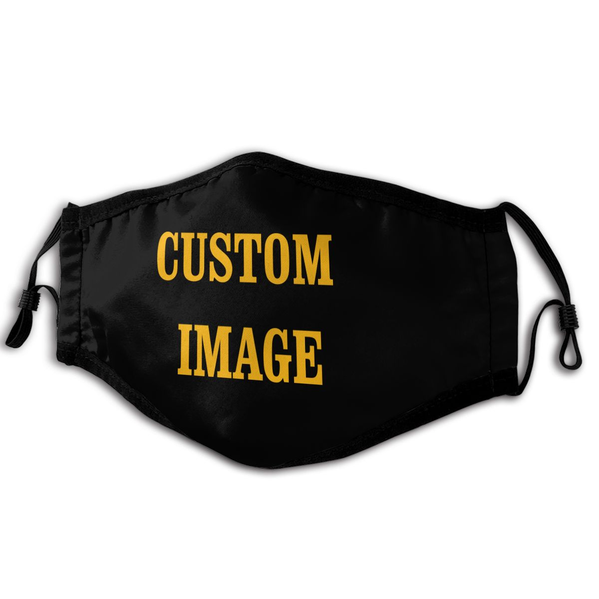 JUNRUN Clothing Accessories Free Custom Mouth Mask Logo Prints Women Washable Children Mouth Cover Dust Mask MenDropshipping