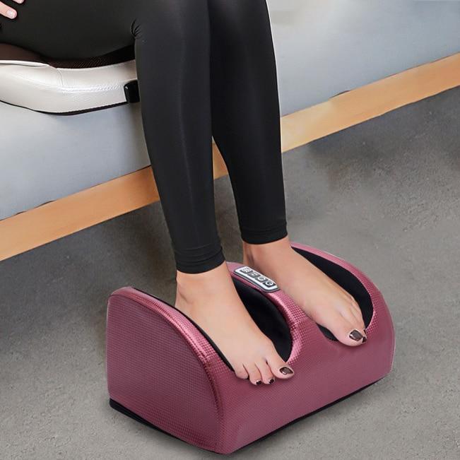 Heating Foot Machine Foot Massager Leg Machine Electric Heating Foot Kneading Machine 220V-in Massage & Relaxation from Beauty & Health    1