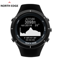 Relógio masculino relógios de esportes relógios digitais freqüência cardíaca mergulho led relógio eletrônico relógio de pulso masculino de fitness inteligente bluetooth relógio