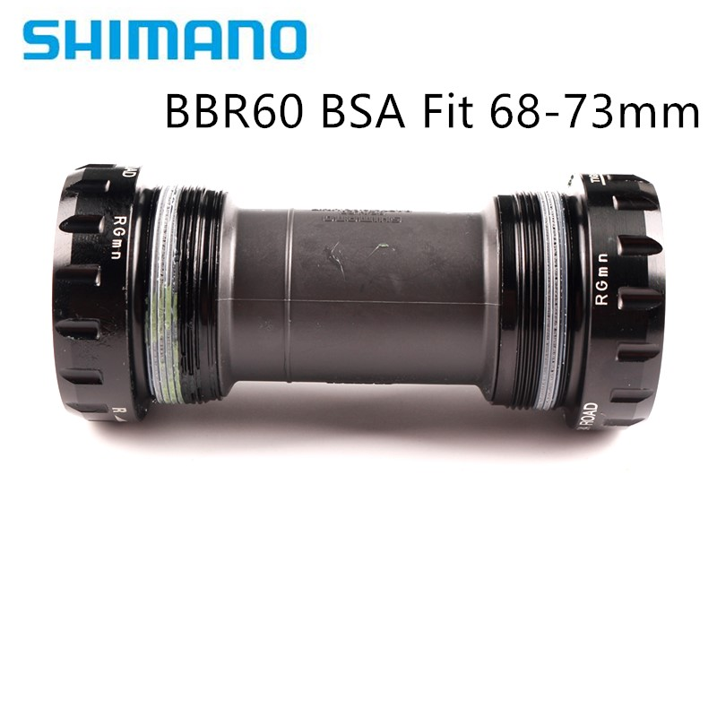 Shimano ULTEGRA SM BBR60 BSA English Bottom Bracket  Fit For 5600/5700/6600/6700/6800/R8000