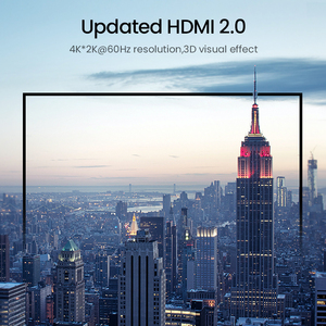 Image 5 - Ugreen HDMI 2.0 HDMI anahtarı 3 port 4K 60Hz 3X1 için Mi kutusu PS4 Nintendo anahtarı PC 3 1 dışarı 3 port HDMI Switcher Splitter